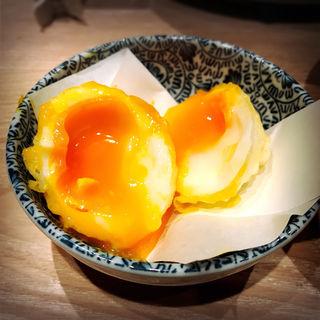 半熟卵天ぷら(なゝ樹 本店 (ななき))