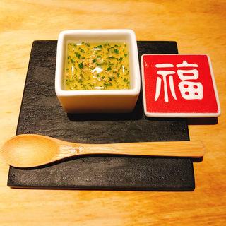 季節の茶碗蒸し(中目黒いぐち上ル)