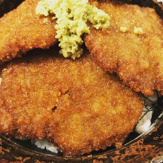 牛たれカツ丼(4枚)(牛カツ専門店 京都勝牛 阪急東通り店)