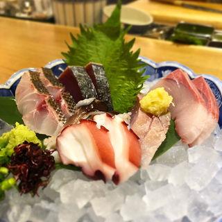刺身(酒菜米べゑ)