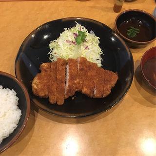 タケ馬ひれかつ150g(タケ馬 (たけうま))
