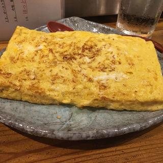 だし巻き卵(温鶏 )