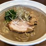 鶏重厚らーめん(吉み乃製麺所)