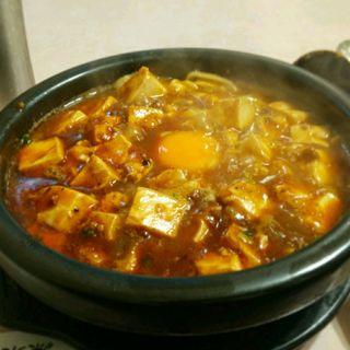 麻婆麺(源来酒家)