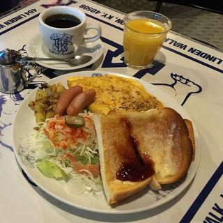 スーパーブランチ(ユーケーワイルドキャッツカフェ 西宮武庫川店  (U・K WILDCATS CAFE))