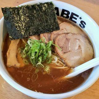 丸鶏ラーメン(ABE's )