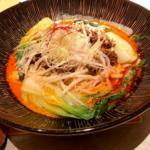 山椒香る担々麺