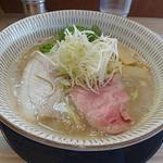 濃厚鶏白湯らーめん(わ河馬 (わかば))
