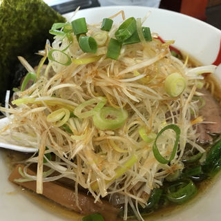ネギチャーシュー麺