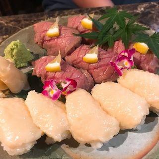 肉寿司(肉の寿司×焼鳥 okitaya)