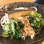 焼き鯖とろろうどん(バー エスカ (Bar Escae))