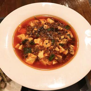 麻婆豆腐(天神飯店)