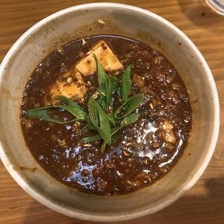 麻婆豆腐(土曜日の夜 )
