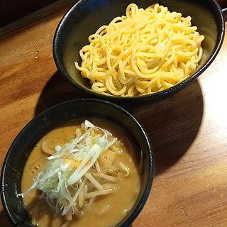 味噌つけ麺(目黒らーめん 萬馬軒 歌舞伎町店)