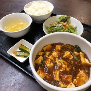 四川麻婆豆腐ランチ(中国菜 香味 (シャンウェイ))