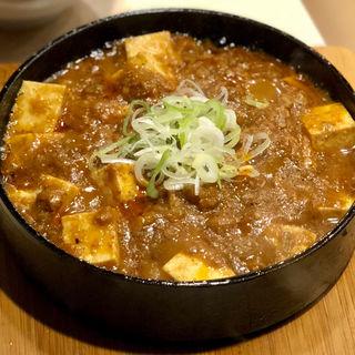 麻婆豆腐(金菜亭 (KINSAITEI))