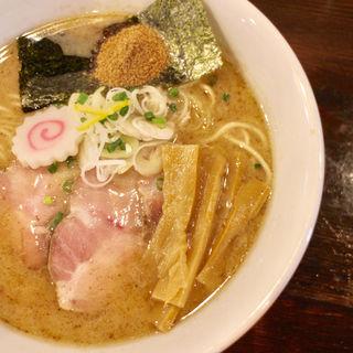 魚介豚骨ら〜麺(RAMEN STOP BON)