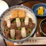 百年牛丼(浅草今半 東京駅グランルーフ店 (あさくさいまはん))