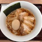 特製中華そば(カドヤ食堂 阪神梅田店)