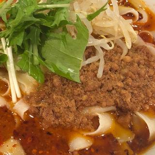 元祖麻辣刀削麺(湧の台所 (ユウノダイドコロ))