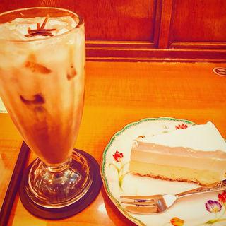 アイスカフェショコラ(カフェ コロラド 八丁堀店 (CAFE COLORADO))