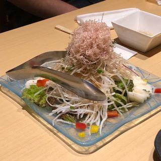 山芋と梅の大根サラダ(一鴻 姫路店 )