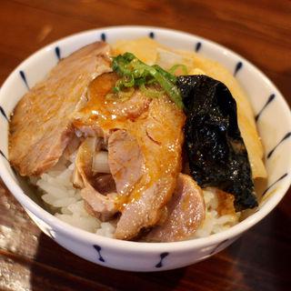小ライス(らー麺 山さわ)