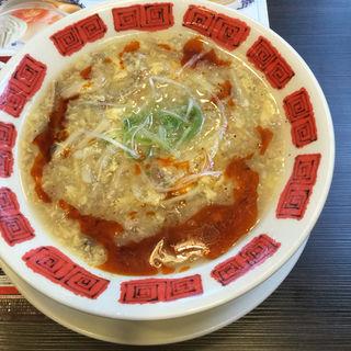 酸辣湯麺(バーミヤン 南葛西店 )