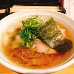 醤油雲呑(大阪麺哲 (メンテツ))