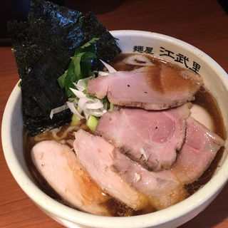 特製ら〜麺(江武里)