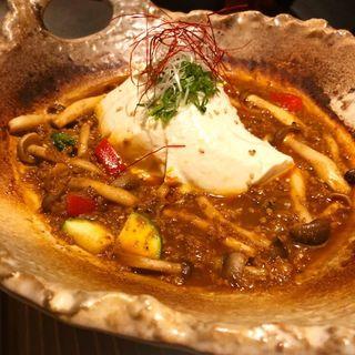 麻婆豆腐(棲家 三条)