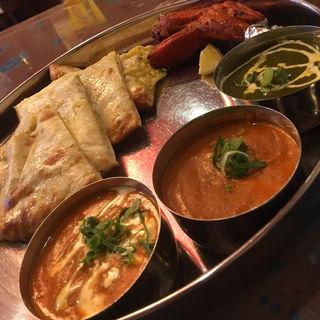 モティセット(インド料理 マハデブ )