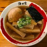 中華そば(正統派醤油味) (浄心家 )