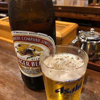 ビール(なかよし)