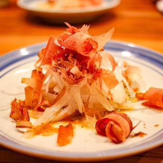 玉ねぎサラダ(かつ好)