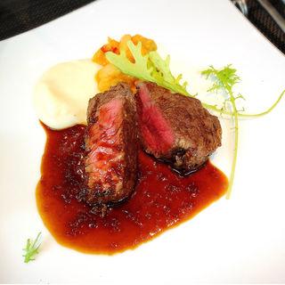 国産和牛のロースト(Grill&Bar Antibes)