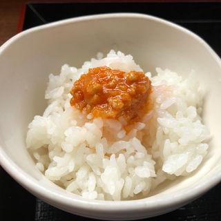 バガ飯(から飯)