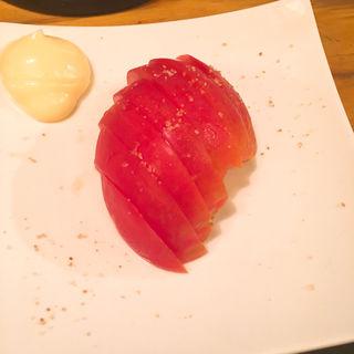 冷やしトマト(ますらお )
