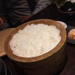 銀シャリおひつご飯