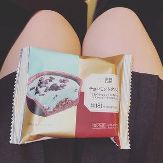 チョコミントタルト(ローソン 渋谷三丁目 (LAWSON))