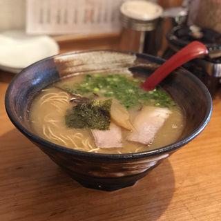 ラーメン焼き飯セット(ラーメン)(御利五里)
