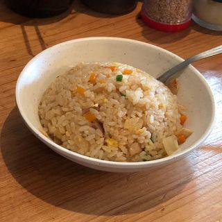 ラーメン焼き飯セット(焼き飯)(御利五里)