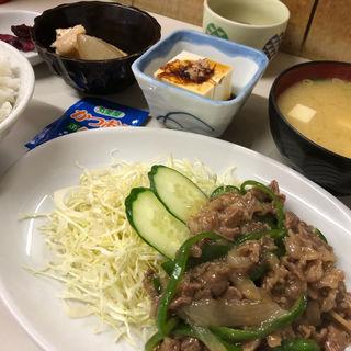 焼肉定食(ふなこし )