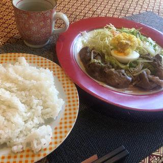 焼肉定食(アバロウニ)