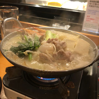 海鮮なべ(や台ずし 箱崎駅前 )