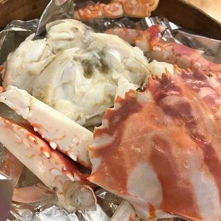蟹(鵝肉城活海鮮)