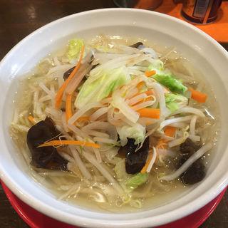 期間限定 塩タンメン(麺王道 勝 )