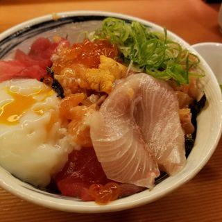 海鮮丼 並(秋やま )
