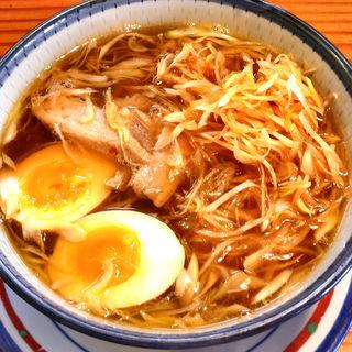 辛ねぎチャーシュー麺(はなさき家 )