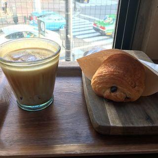 アイスカフェラテ(カウンターパート カフェ ギャラリー (Counterpart Coffee Gallery))